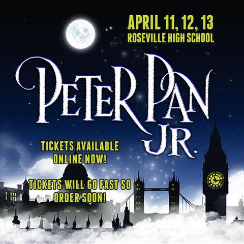 Peter Pan Jr  - Barbara Chilton Middle School